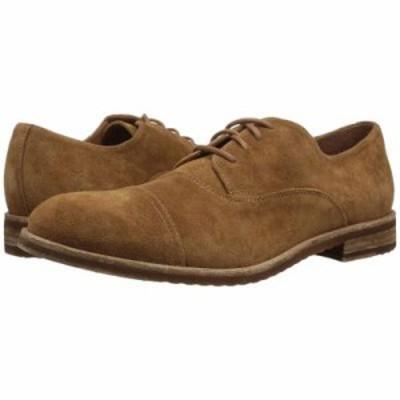 フライ 革靴・ビジネスシューズ Sam Oxford Brown Suede