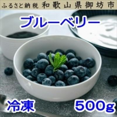 冷凍ブルーベリー 500g