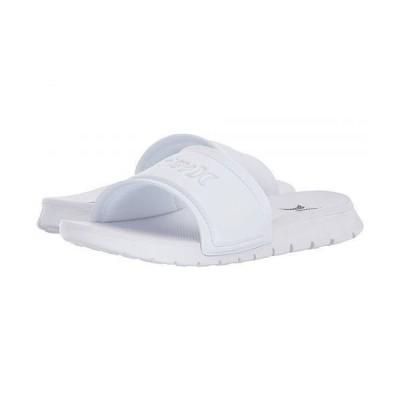 Hurley ハーレー レディース 女性用 シューズ 靴 サンダル Women's Fusion Slide - White