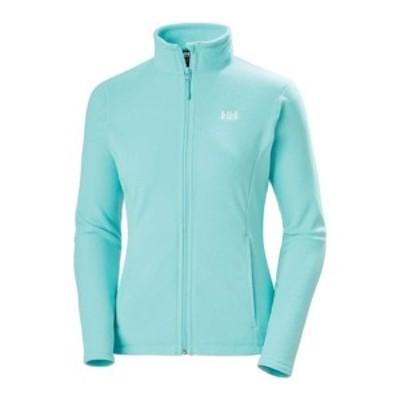 ヘリーハンセン レディース ジャケット&ブルゾン アウター Daybreaker Fleece Jacket Glacier Blue