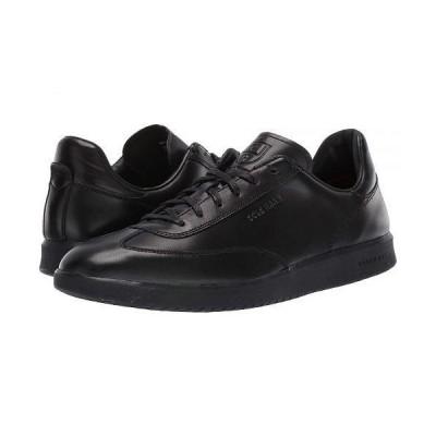 Cole Haan コールハーン メンズ 男性用 シューズ 靴 スニーカー 運動靴 Grandpro Turf Sneaker - Black/Black/Black