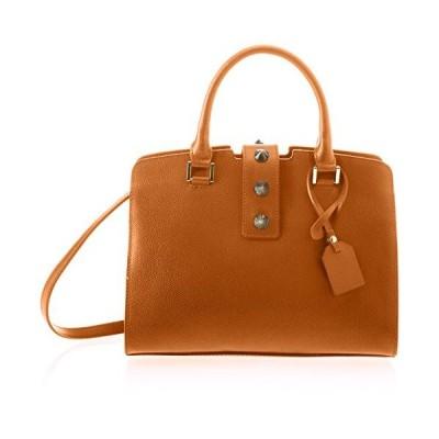 Chicca Borse Women's CBS178484-638 Shoulder Bag Brown Brown (cuoio cuoio) 並行輸入品