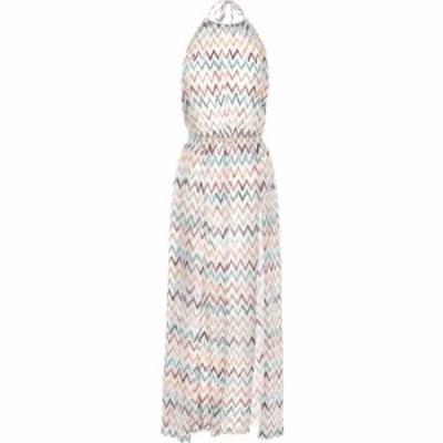 ミッソーニ Missoni Mare レディース ワンピース ワンピース・ドレス zigzag halter-neck dress