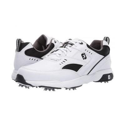 FootJoy フットジョイ メンズ 男性用 シューズ 靴 スニーカー 運動靴 Golf Specialty - White/Black