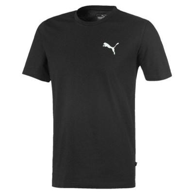 PUMA プーマ 3D PUMAグラフィック Tシャツ 58191301 メンズスポーツウェア 半袖機能Tシャツ メンズ プーマ ブラック セール