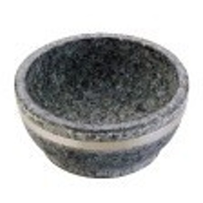 QPB01115 長水 石焼ピビンバ器(補強付き) YS-0115B 15cm :_