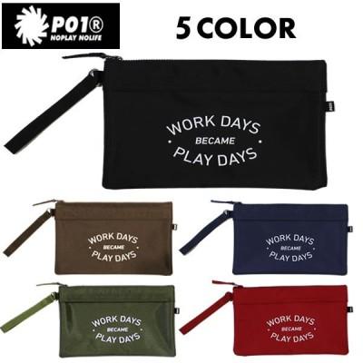 P01 プレイ  / 財布 バッグ ポーチ / PLAY TOOL L /  PL-BAG010 / 5カラー展開 / PLAY DESIGN プレイデザイン