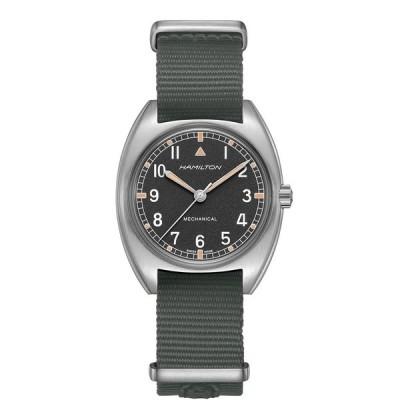 HAMILTON ハミルトン H76419931 カーキ アビエーション パイロット パイオニア メカ 機械式 手巻 腕時計