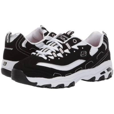 スケッチャーズ SKECHERS Work レディース シューズ・靴 D'Lites SR Health Care Pro - Relaxed Fit Black/White