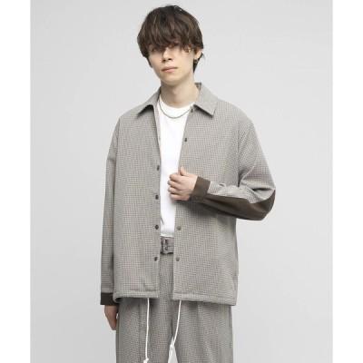 シャツ ブラウス ガンクラブチェックコーチシャツ〜JAPAN MADE〜
