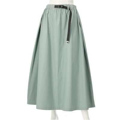 moz ウエストベルトスカート