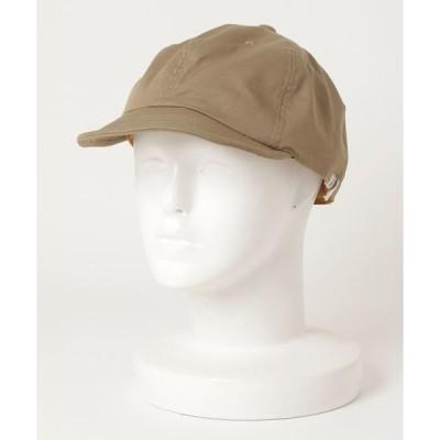 帽子 キャップ HUNTISM ハンティズム / Umpire Cap ワイヤー入りアンパイアキャップ 折り畳み可能 / htsm1703