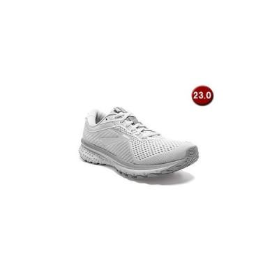 BROOKS/ブルックス  Ghost12 レディース ホワイト 23.0cm BRW3052