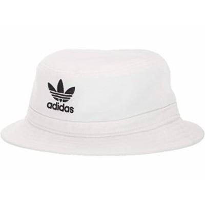 (取寄)adidas Originals オリジナルス ウォッシュド バケット adidas Originals Originals Washed Bucket White/Black