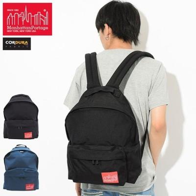 マンハッタンポーテージ リュック Manhattan Portage ビッグアップル バックパック(Big Apple Backpack MP1210 Bag Daypack デイパック)