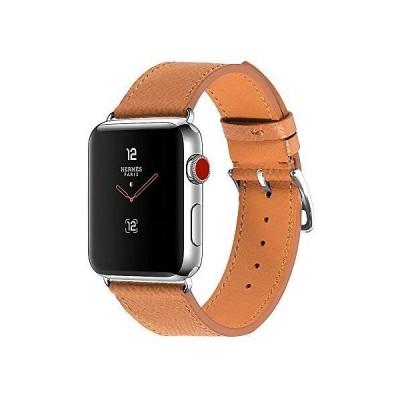 CHIMAERA コンパチブル Apple Watch 38MM 40MM 42MM 44MM 本革 女性メンズ アップルウォッチ ベルト