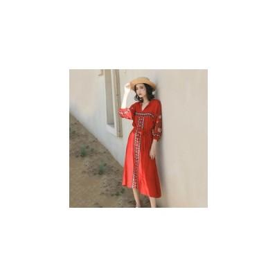 ファッション レディース アパレル ワンピース チュニック ドレス Vネック ワンピース u15920 チュニック u15920-c2-0115-sl-j お取り寄せ商品 seit