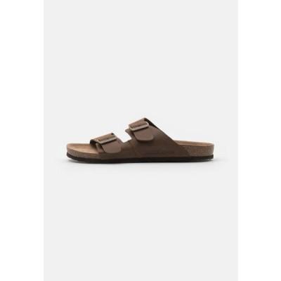 ジャックアンドジョーンズ メンズ 靴 シューズ JFWCROXTON - Mules - java