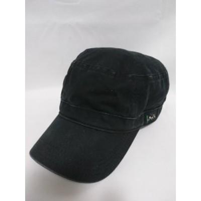 【古着】NEW ERA/ニューエラ 7 1/2(59.6cm) ハンチングキャップ ブラック×カモ