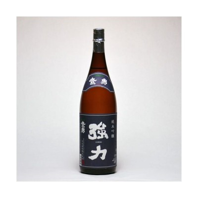 鷹勇 純米吟醸 強力 1800ml(日本酒)鳥取県の地酒