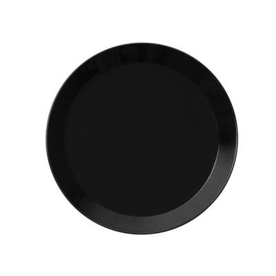 プレート iittala イッタラ ティーマ 21cm 2枚セット ブラック(1005513) キッチン、台所用品