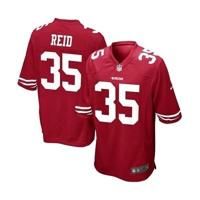 キッズ スポーツリーグ フットボール Eric Reid San Francisco 49ers Nike Youth Team Color Game Jersey - Scarlet ジャージ