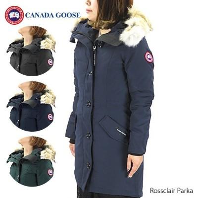 CANADA GOOSE カナダグース ルスクレアパーカー レディース ミドル丈 ダウンジャケット 2580L