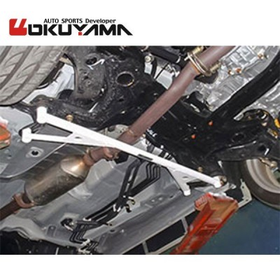 OKUYAMA オクヤマ ロワアームバー フロント タイプII スチール製 グランディス NA4W