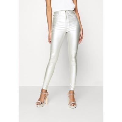 ドクター デニム デニムパンツ レディース ボトムス MOXY - Jeans Skinny Fit - silver