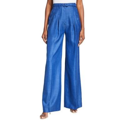 ガブリエラ ハースト レディース カジュアルパンツ ボトムス Vargas Wool-Silk Blend Pants