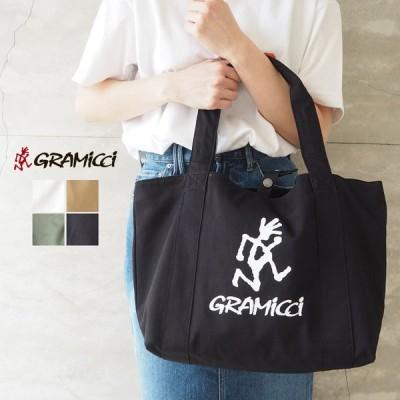 グラミチ GRAMICCI トートバッグ レディース TWILL TOTE GRB-0080 トート バッグ ツイルトート 鞄 カバン シンプル