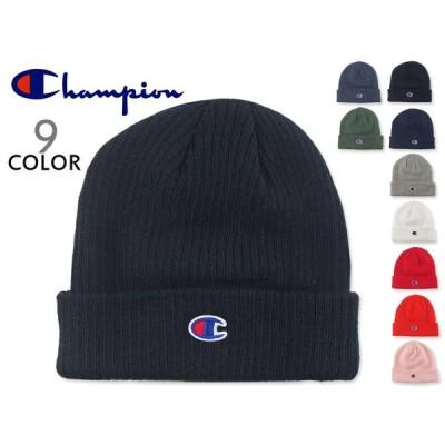 ☆CHAMPION【チャンピオン】Ribbed Knit Cap CS4003 リブ ニットキャップ 17947