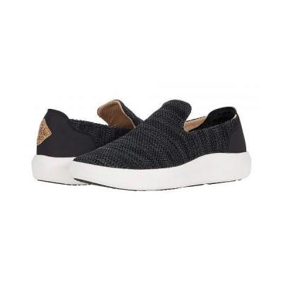 Freewaters フリーウォーターズ メンズ 男性用 シューズ 靴 スニーカー 運動靴 TRVL Slip-On - Black