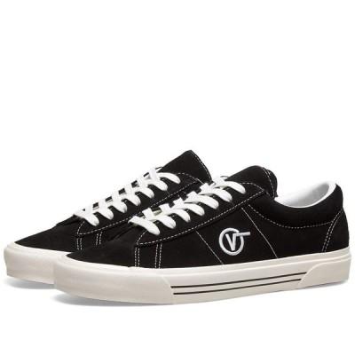 ヴァンズ Vans メンズ スニーカー シューズ・靴 Sid DX Black Suede