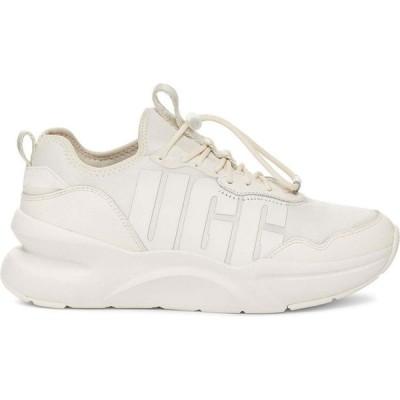 アグ Ugg レディース スニーカー シューズ・靴 Le Daze Trainers White