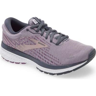 ブルックス BROOKS レディース ランニング・ウォーキング シューズ・靴 Ghost 13 Running Shoe Lavender/Ombre/Metallic