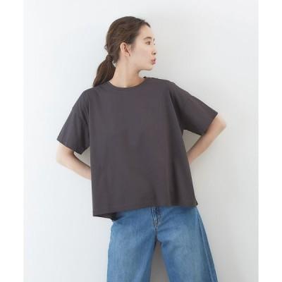 collex / コレックス 【接触冷感】コンパクトクールフレアーTシャツ