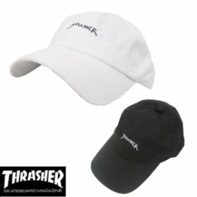 THRASHER(スラッシャー) 男女兼用 ローキャップ GONZ MAG SPORTS WASHED CAP 帽子 16TH-C26