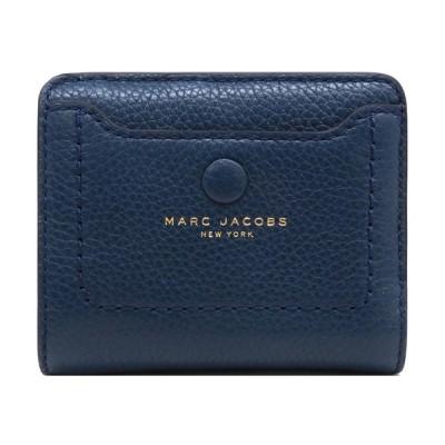 P2倍 マークジェイコブス MARC JACOBS 財布 二つ折り財布 M0014215 426 ミニ財布 アウトレット レディース ギフト プレゼント 有料ラッピング可