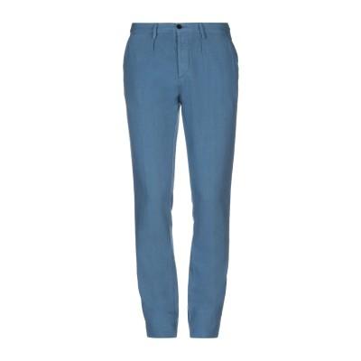 HENRI LLOYD パンツ ブルーグレー 52 コットン 80% / 麻 20% パンツ