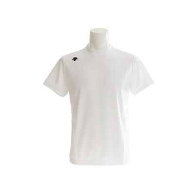 デサント(DESCENTE) マルチワンポイント Tシャツ DOR-C7902 WBK 半袖 オンライン価格 (メンズ)