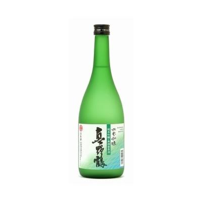 真野鶴 純米吟醸原酒 容量720ml