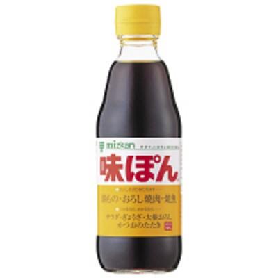 ミツカンミツカン 味ぽん360ml 1本