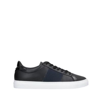 BRIMARTS メンズ スニーカー シューズ 靴 ブラック