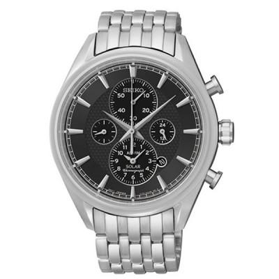 海外セイコー 海外SEIKO 腕時計 SSC211P1 クロノグラフ メンズ