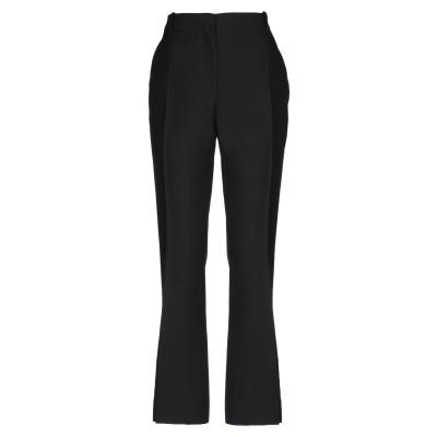 ヴァレンティノ VALENTINO パンツ ブラック 38 シルク 67% / ウール 33% パンツ