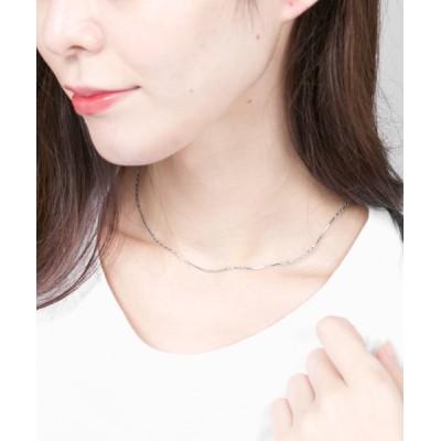 CERCA / LUON/ねじりスネークネックレス WOMEN アクセサリー > ネックレス