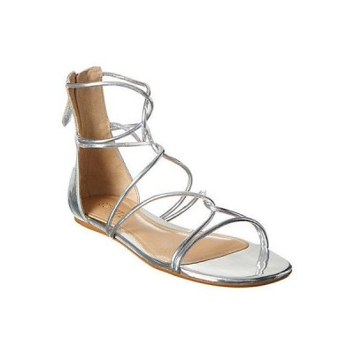 レディース シューズ  SCHUTZ Fabbia Leather Sandal
