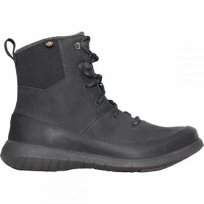 ボグス Bogs メンズ ブーツ シューズ・靴 Freedom Lace Tall Boot Gray