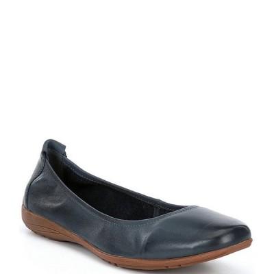 ジョセフセイベル レディース パンプス シューズ Fenja 01 Leather Ballerina Slip Ons